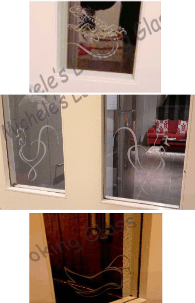Etched doors1