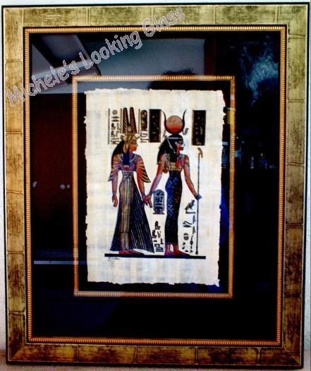 Framing Paintings At Home